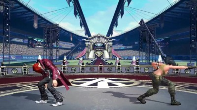 Трейлер The King of Fighters XIV
