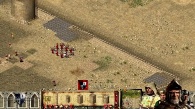 [Прохождение] Stronghold Crusader - Mission 11