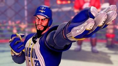 Новый эксклюзивный костюм для Рашида в Street Fighter V