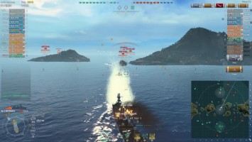 #Полундра - краткий обзор патча 0.5.6 [World of Warships]