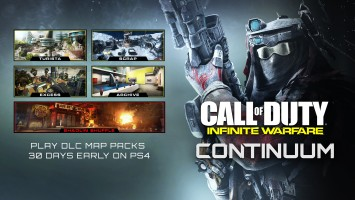 Дополнение Continuum для Call of Duty: Infinite Warfare уже доступно на PS4
