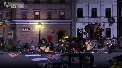 """Guns, Gore & Cannoli """"Официальный трейлер [Русская озвучка]"""""""