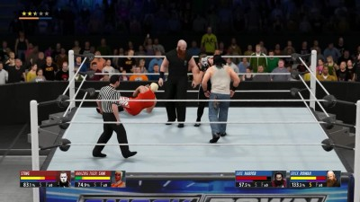 2K16 MyCareer Tornado Tag Team - The Wyatt Family ПРОТИВ Братьев в Гримме