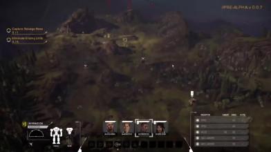 """BattleTech """"30 минут геймплея пре-альфа версии"""""""