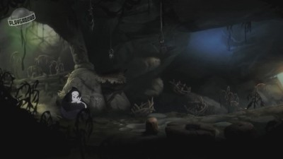 Ori and the Blind Forest - Начало игры