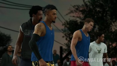 Релизный трейлер NBA Live 18