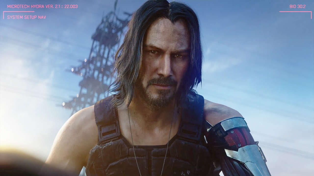 Презентацию 'Night City Wire' по Cyberpunk 2077 перенесли на 25 июня