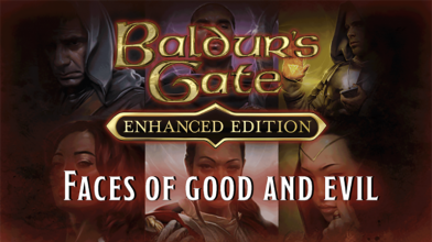 Beamdog выпустили DLC с портретами для Baldur's Gate: Enhanced Edition