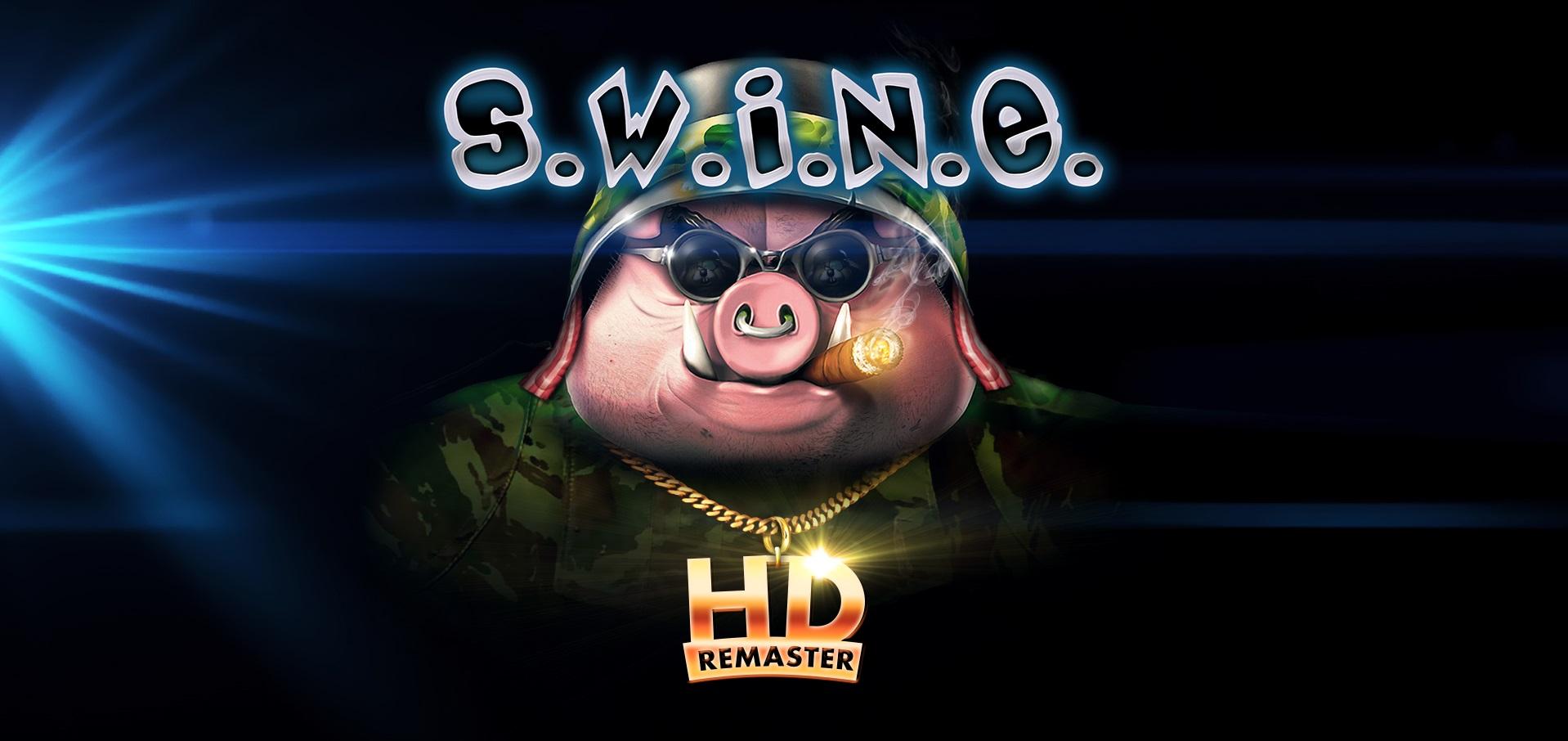 Трейлер и дата выхода ремастера стратегии S.W.I.N.E.