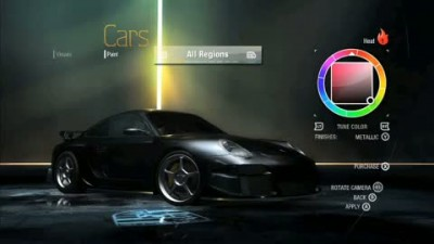 "NFS Undercover ""Customization Walkthrough"""