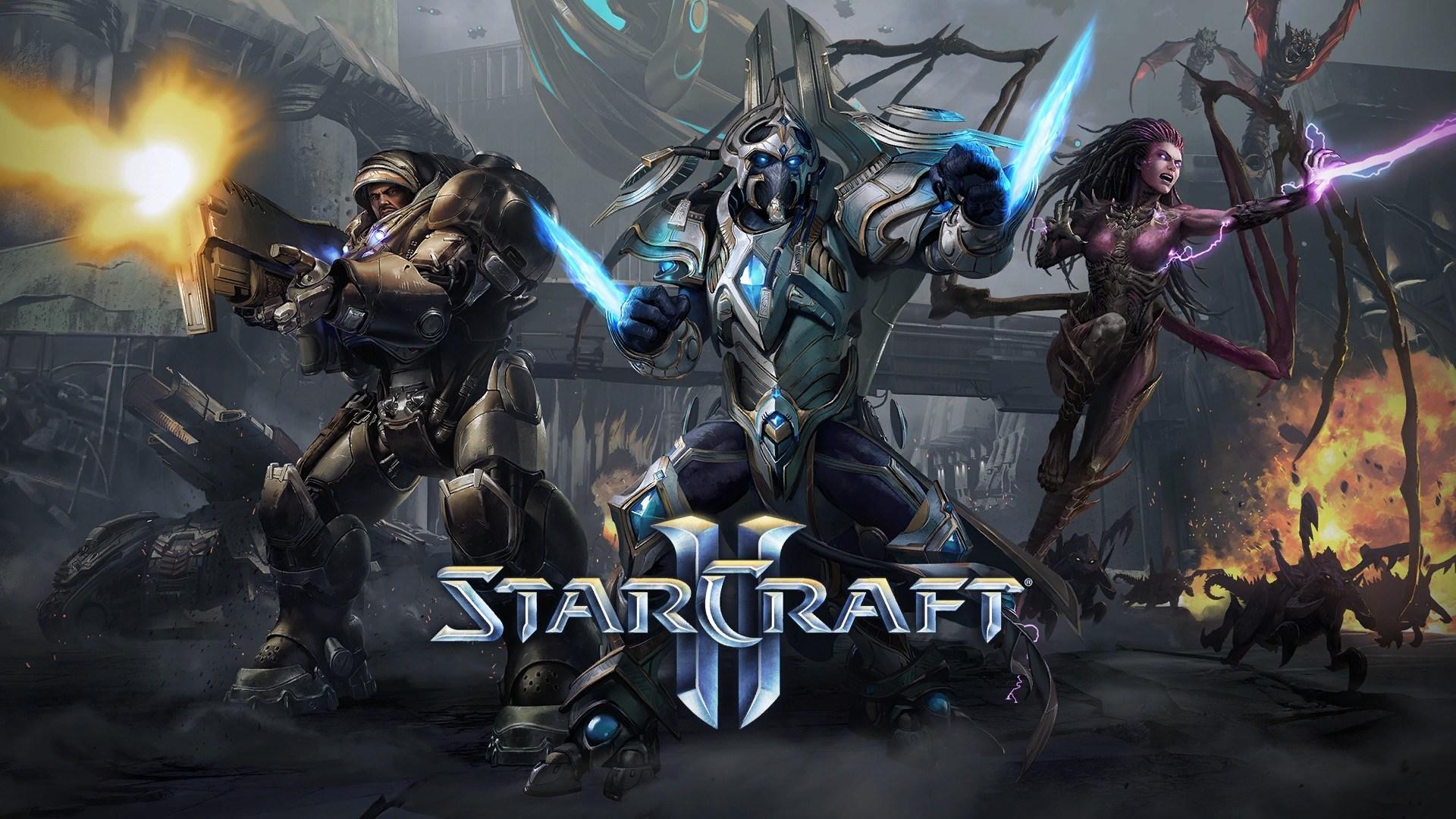 Starcraft 2: Новый вариант патча 5.0.2