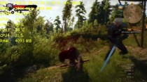 "The Witcher 3- Wild Hunt -""���� ������������������ GTX 970 NON-OC - 1080p Without GameWorks """
