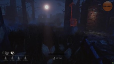 "Dead by Daylight ""русская озвучка траппера"""