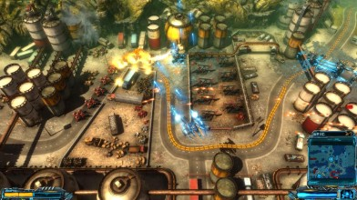 X-Morph: Defense прибудет на Nintendo Switch 21 февраля