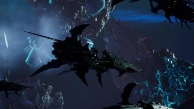 В Battlefleet Gothic: Armada 2 представлена фракция Темных Эльдаров