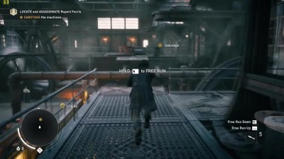 Assassin's Creed Syndicate - GTX 1050 - i3 6100