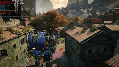 Gears Of War 4 Ultra Settings 2560x1440 | RX VEGA 64 | i7 4790K 4.8GHz
