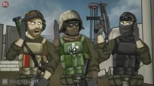 ������ �� Battlefield � ������ ����� (3 �����, 6 �����)