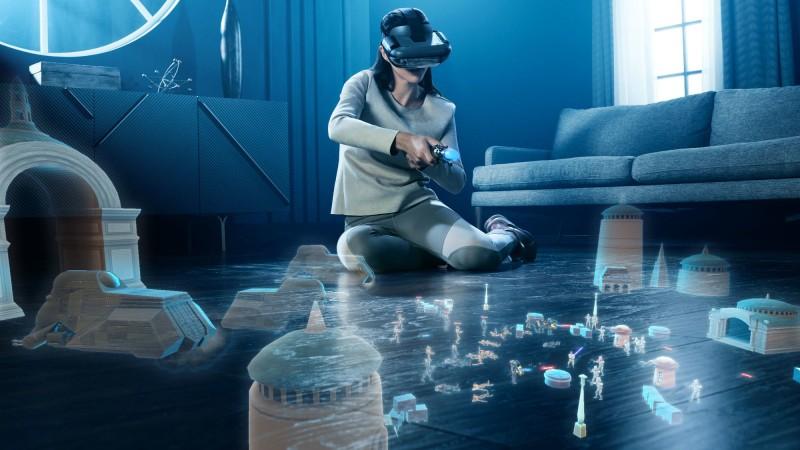 Игры по Звездным Войнам: Стать джедаем в Star Wars Jedi Challenges