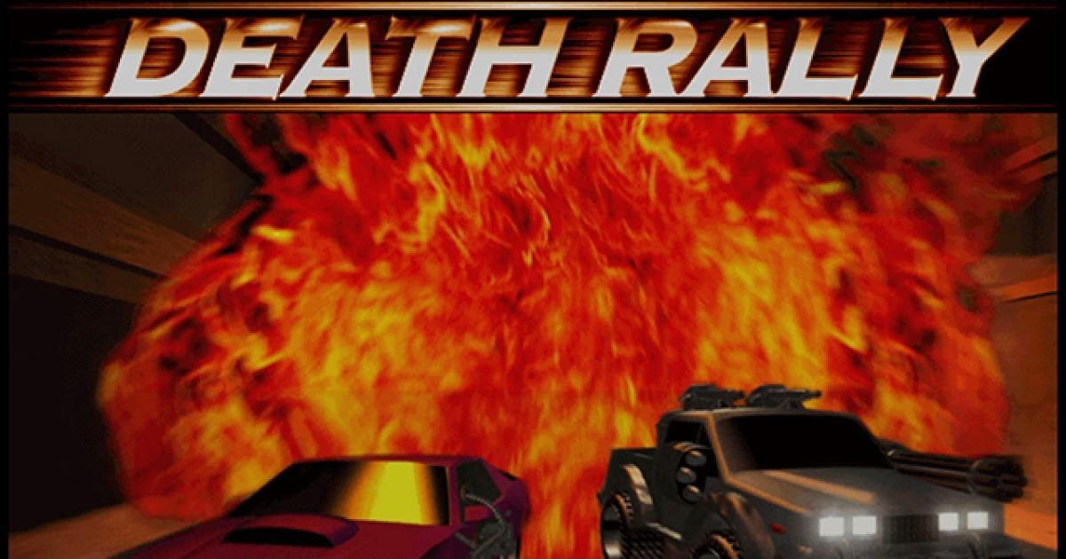 Первая игра Remedy - Death Rally - стала бесплатной в Steam