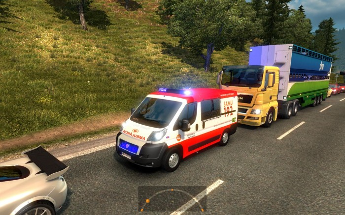 Euro Truck Simulator 2 Моды На Руки
