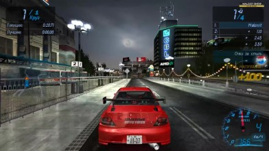 Need for Speed: Underground - Демонстрация мода FAST END THE FURIOUS