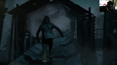 Until Dawn - [#6] Голлумы