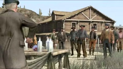 "Red Dead Redemption ""Gentlemen & Vagabonds Trailer"""