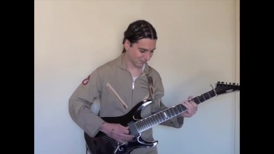 Ghostbusters Meets Metal - Тема из Охотники за приведениями в метал обработке