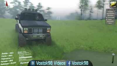 Spintires Full Version - 1982 Ford F150