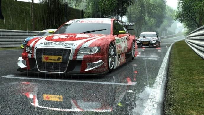 Анонс игры project cars, скриншот игры