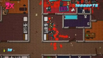 Hotline Miami 2: Wrong Number Duck Tales