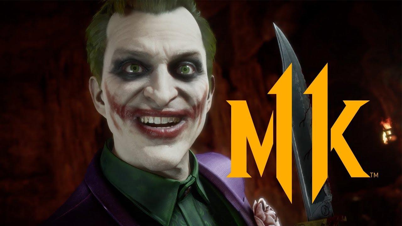 Новый трейлер Mortal Kombat 11 показывает боевую систему Джокера