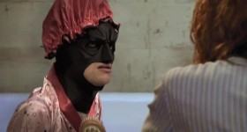 Batman in Classic Movie Scenes 3 / ������ � ������� 3 [�������� �� �������]