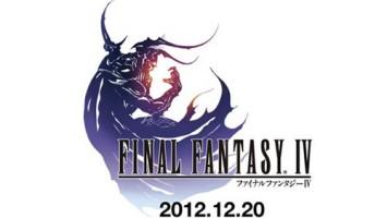 Final Fantasy IV идет на iOS и Android