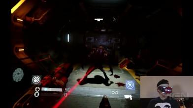 Doom VFR - геймплей