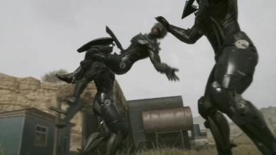Анонсирующий Трейлер Metal Gear Rising 2