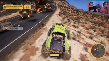 Запись стрима Ghost Recon: Wildlands Narco Road DLC от GameSpot