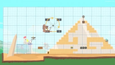 Ultimate Chicken Horse - УГАР В ЕГИПТЕ!