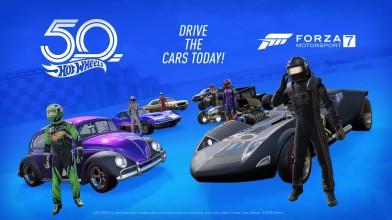 Forza Motorsport 7 добавят в игру 7 автомобилей
