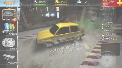 UNDERGROUND RACING HD на Андроид: Зубодробительные онлайн гонки