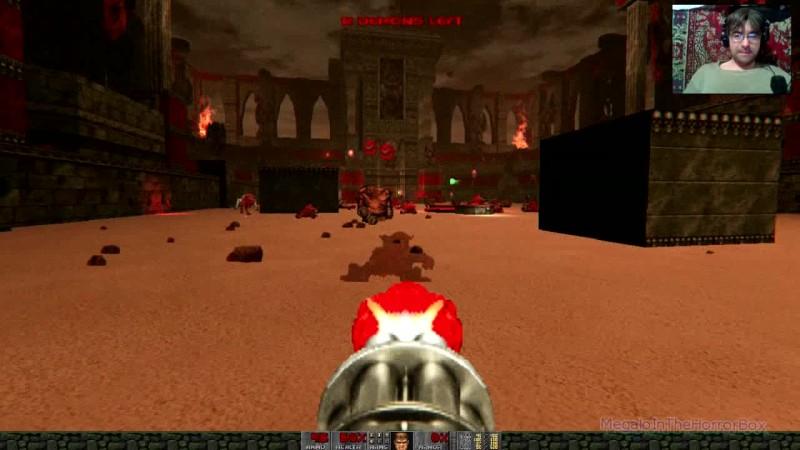 Doom Slayer Chronicles - Crusade In The Dark Realm - 4. Колизеум (прохождение на русском)