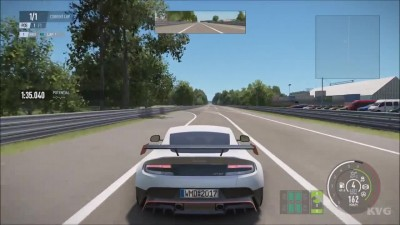 Project CARS 2 - Aston Martin Vantage GT12 2015 -Тест-драйв Геймплей (HD)