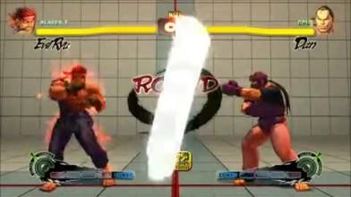 "Super Street Fighter 4: Arcade Edition ""Evil Ryu Trials"""