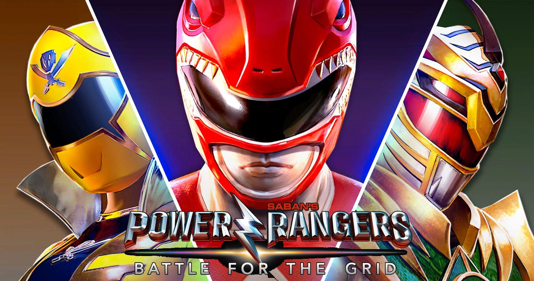Коллекционное издание Power Rangers: Battle for the Grid выйдет в октябре