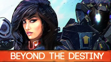 MMOFPS Beyond The Destiny появился в Steam