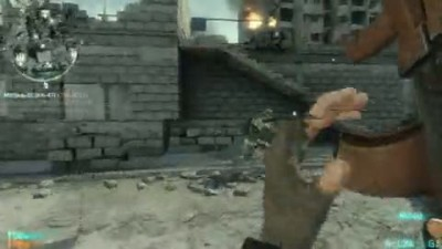"Medal of Honor (2010) ""Spec Ops Beta Gameplay"""