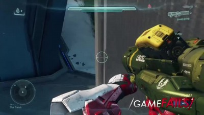 A Classic - Halo 5 Guardians (Fail) - GameFails