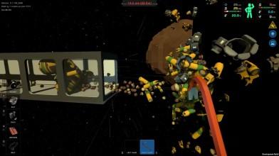 Stationeers - Демонстрация физики от тестера игры