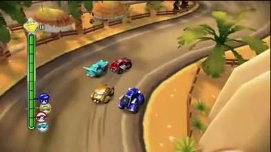 "TNT Racers ""Геймплей"""